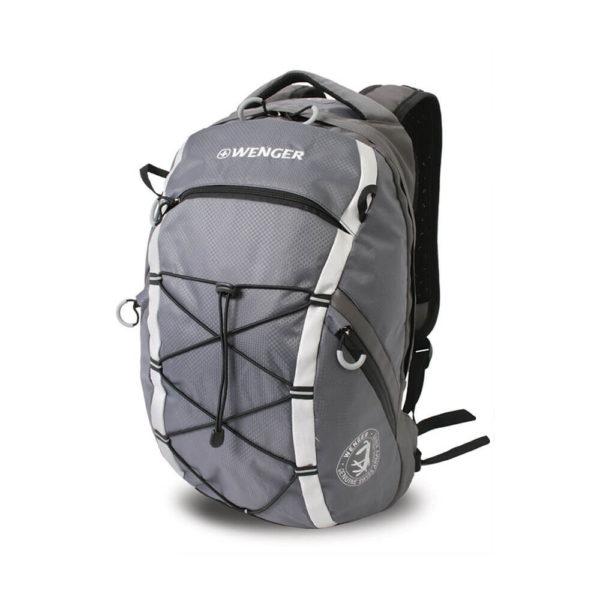 Походный серый рюкзак WENGER 25л. 30534499