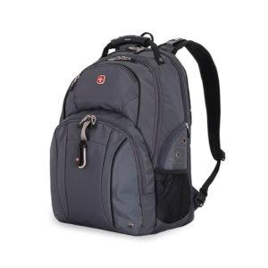 Мужской серый рюкзак WENGER 26л. 3253424408