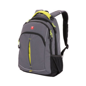 Школьный серый рюкзак WENGER 22л. 3165426408-2