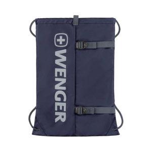Рюкзак мешок синий на завязках XC Fyrst WENGER 12л. 610168