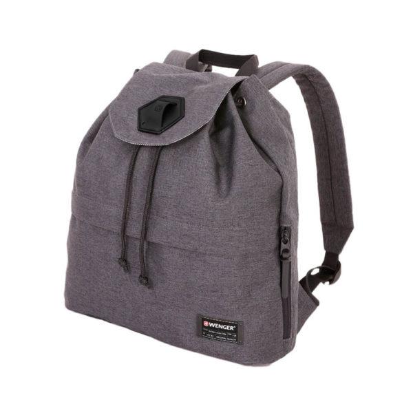 Рюкзак мешок серый WENGER 16л. 5332424403
