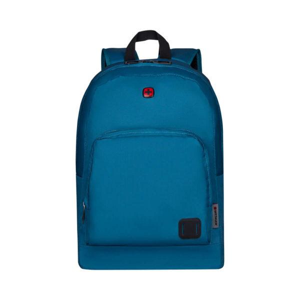 Городской синий рюкзак Crango WENGER 27л. 610199