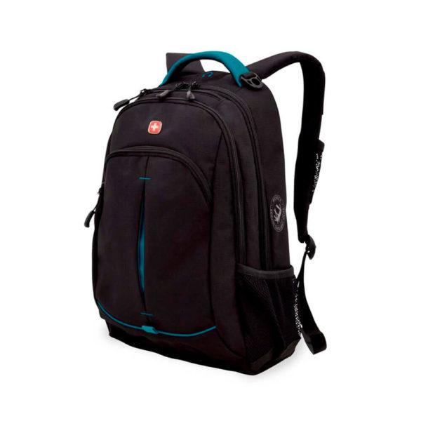 Школьный рюкзак черный WENGER 22л. 3165206408-2