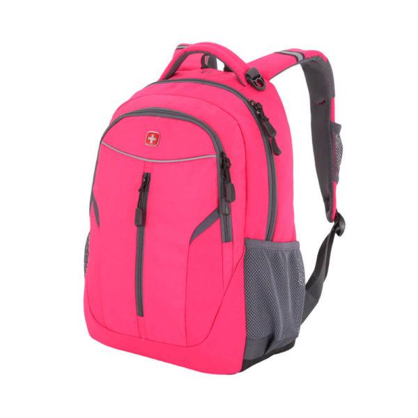 Розовый школьный рюкзак WENGER 22л. 3020804408-2