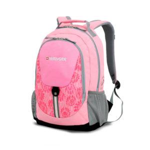 Розовый школьный рюкзак WENGER 20л. 31268415