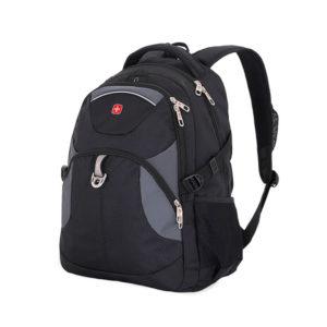 Городской черный рюкзак WENGER 32л. 3259204410