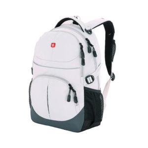 Женский городской серый рюкзак WENGER 22л. 3001402408-2