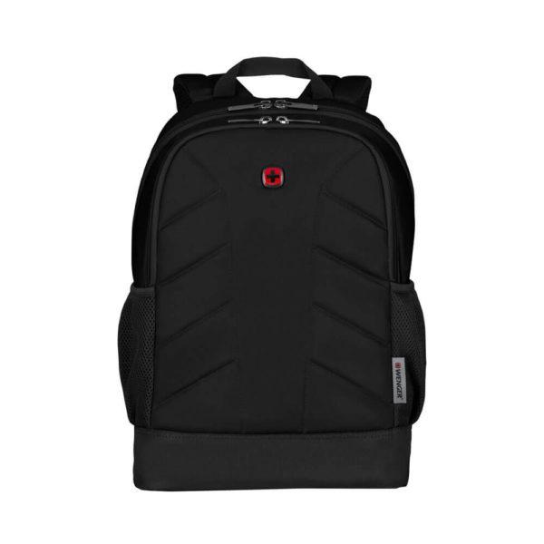 Черный рюкзак Quadma WENGER 22л. 610202