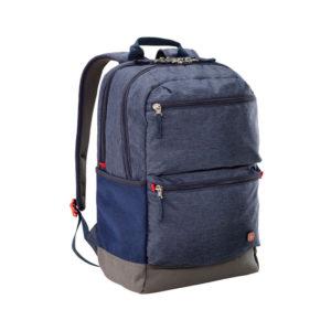 Синий городской рюкзак WENGER 22л. 605013