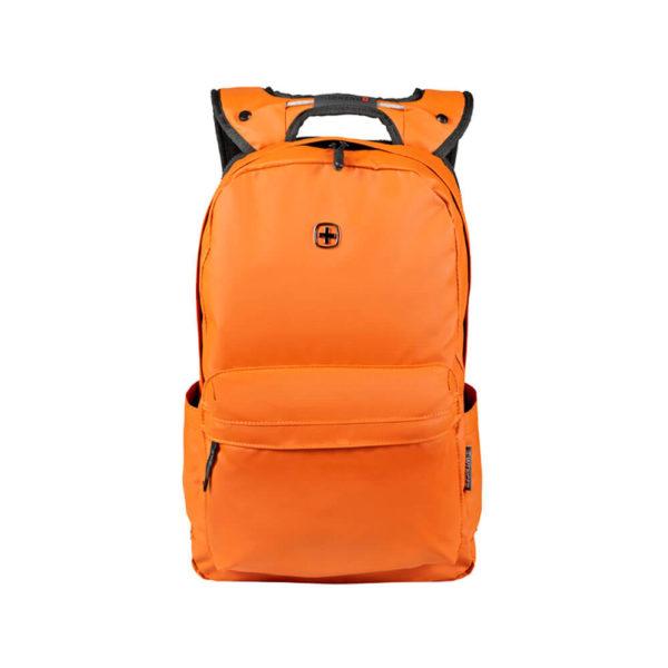 Женский оранжевый рюкзак WENGER 18л. 605095