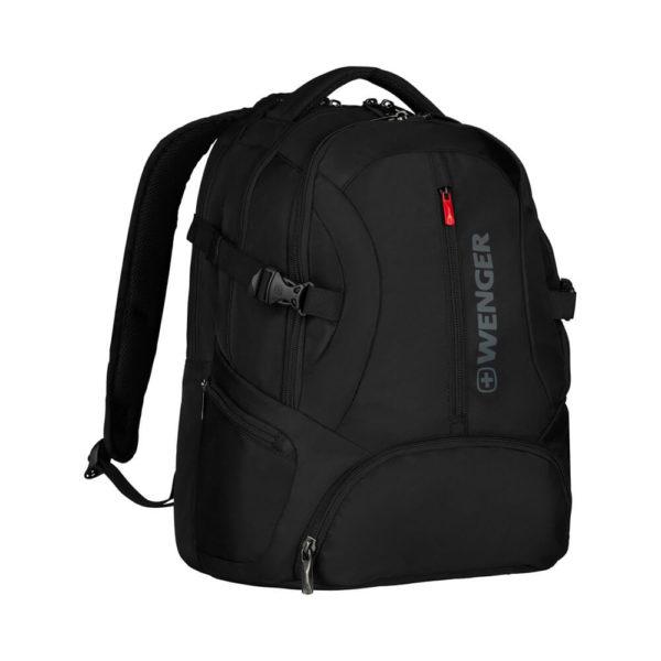 Transit WENGER черный спортивный рюкзак 27л. 600636