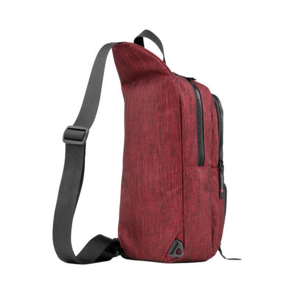 WENGER бордовый однолямочный рюкзак WENGER 605030
