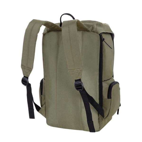 Дорожный мужской зеленый рюкзак WENGER 22л. 5657656408