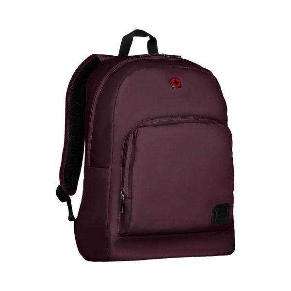 Фиолетовый городской рюкзак Crango WENGER 27л. 610195