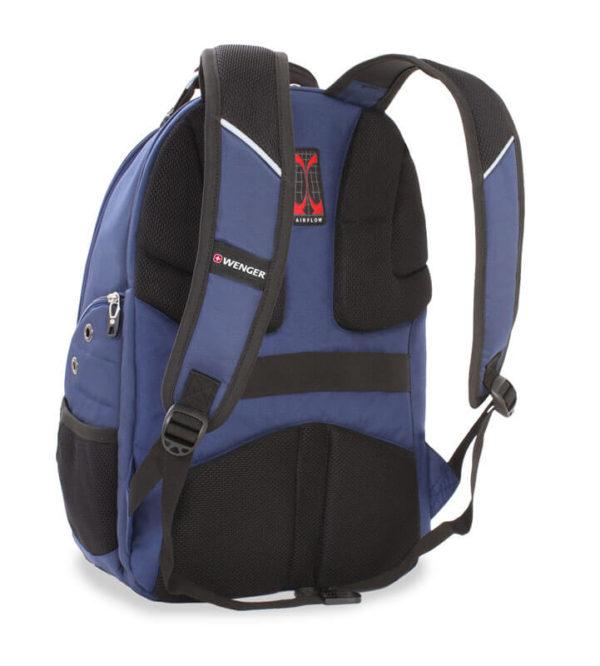 Городской синий рюкзак WENGER 26л. 6918303408