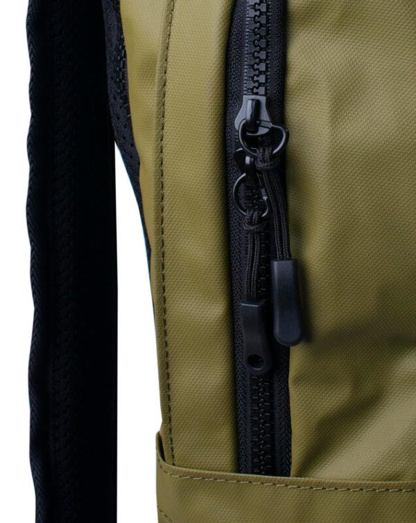 Модный оливковый рюкзак WENGER 18л. 605034