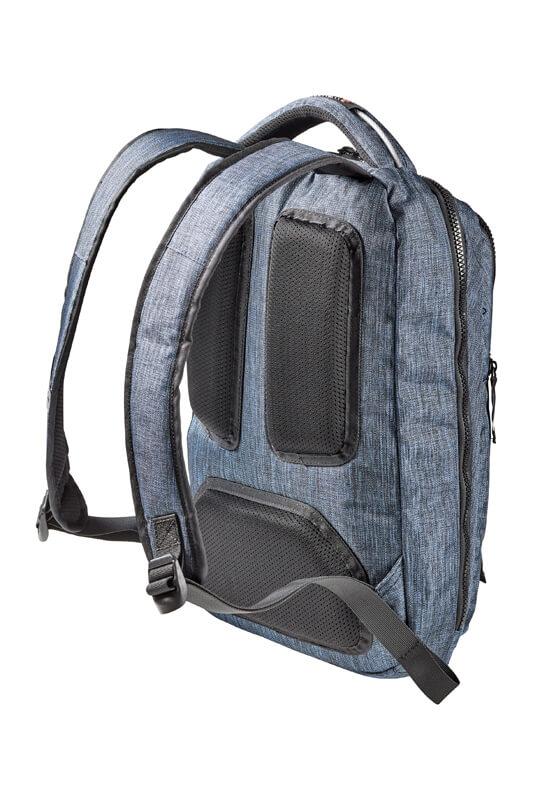 Стильный синий рюкзак WENGER 14л. 605200