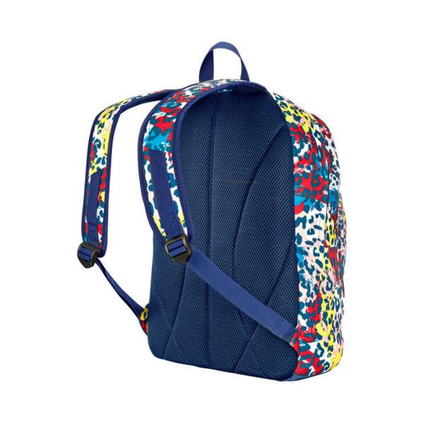 Городской разноцветный женский рюкзак Crango WENGER 27л. 610198
