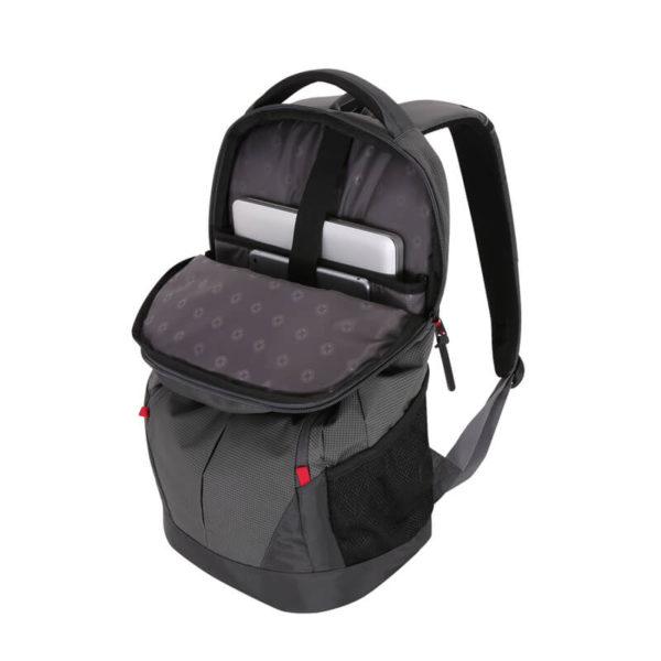 Дорожный серый рюкзак WENGER 28л. 5658444410