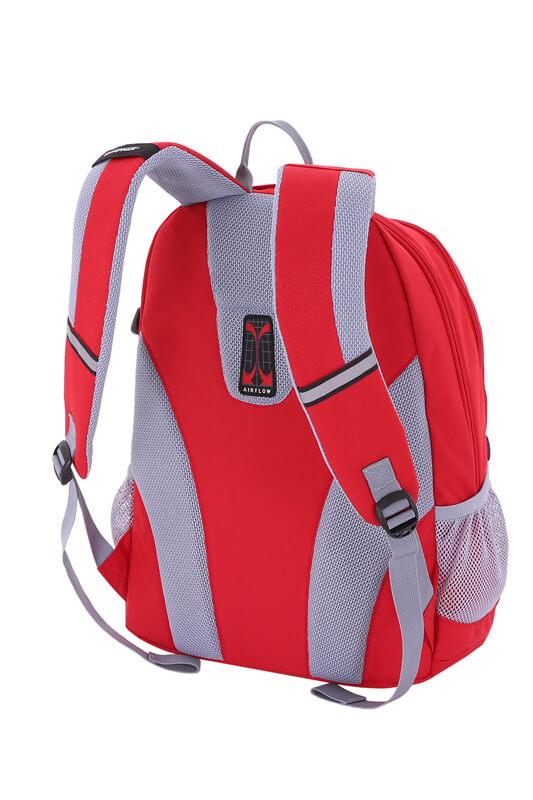 Женский красный подростковый рюкзак WENGER 26л. 6651114408