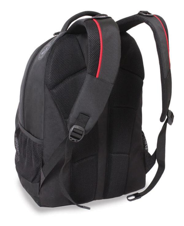 Спортивный черный рюкзак WENGER 29л. 5918201419