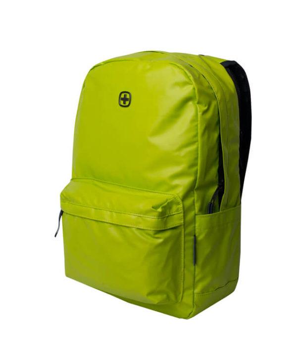 Женский салатовый рюкзак WENGER 18л. 605202