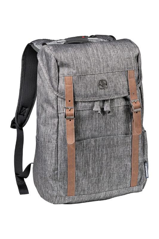 WENGER повседневный серый рюкзак 16л. 605025