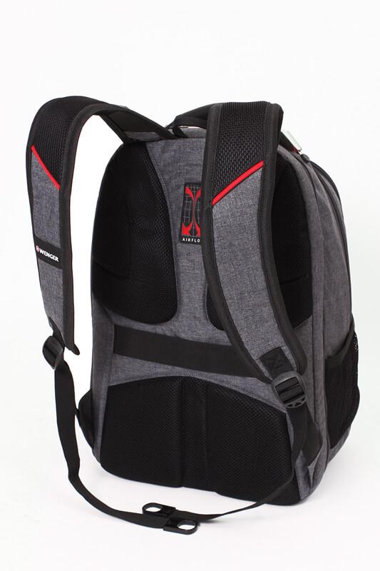 Городской серый рюкзак WENGER 31л. 5903401416