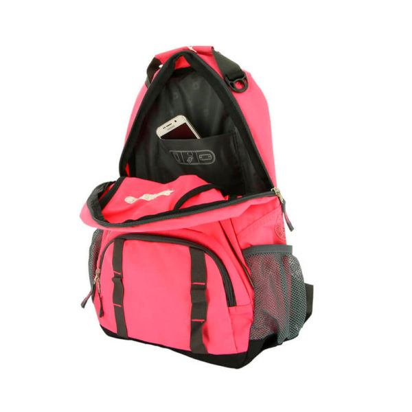 Розовый школьный рюкзак WENGER 20л. 12908415
