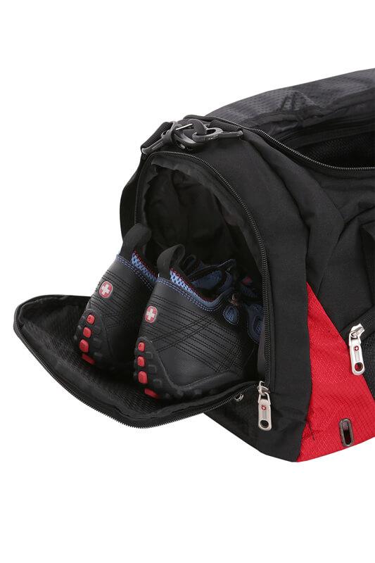 Большая спортивная сумка WENGER 56л. 2729201213