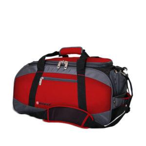 Красная спортивная сумка WENGER 39л. 52744165
