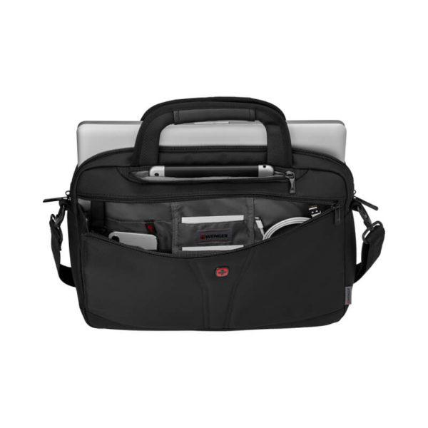 BC-Up WENGER черная сумка для ноутбука 14 дюймов 8л. 606462