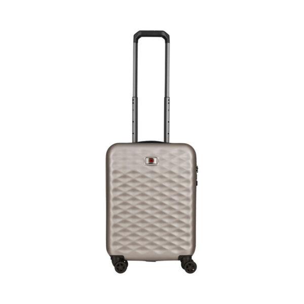 Небольшой чемодан на 4 колесах Lumen WENGER 32л. 606497