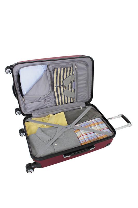 Компактный дорожный чемодан Ridge WENGER 60л. 6171121165
