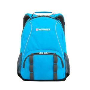 WENGER Голубой Школьный рюкзак 20л. 12903415