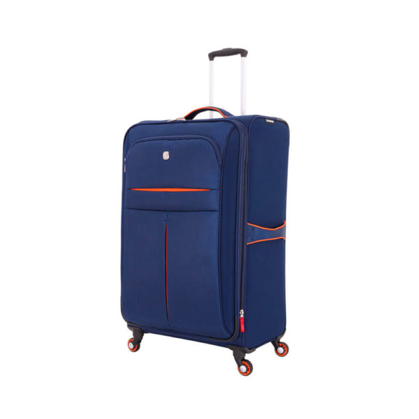 Большой синий чемодан AROSA WENGER 75л. WG6593307177