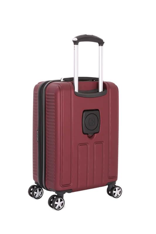 Маленький чемодан на колесах VAUD WENGER 38л. WGR6399131154