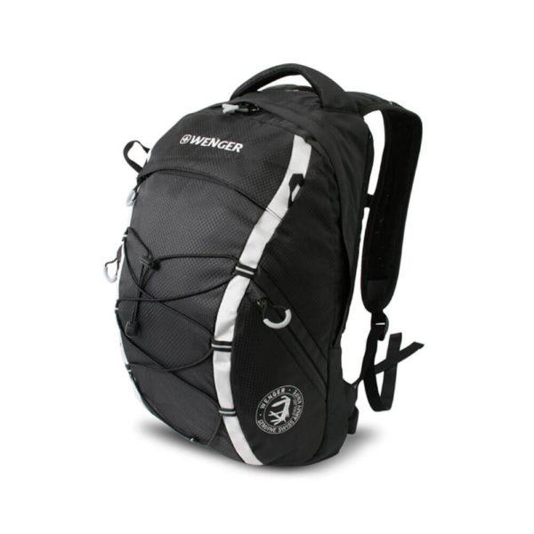 Туристический черный рюкзак WENGER 25л. 30532499