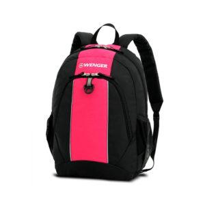 Черно красный школьный рюкзак WENGER 20л. 17222015