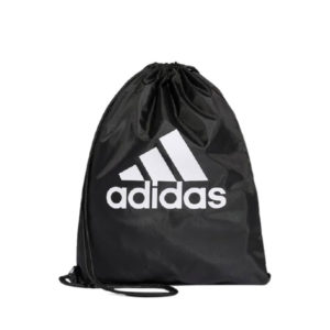 Рюкзак мешок Adidas черный на завязках DT2596