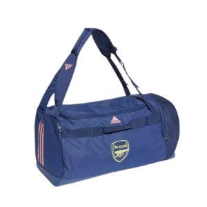 Синяя спортивная сумка Adidas Арсенал M 47л. FR9721