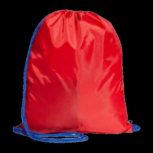 Красный рюкзак мешок на завязках Adidas FS8345