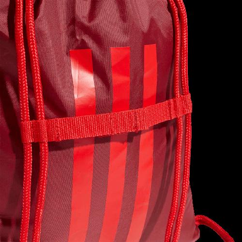 Красная спортивная сумка на завязках Adidas FS8354 20,75л. FS8354