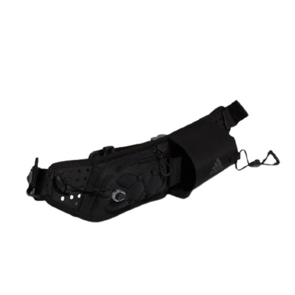 Черная поясная сумка Adidas Bottle FS9105