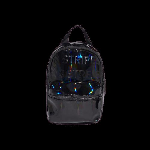 Лакированный женский рюкзак Adidas Mini 22,5л. GD1659