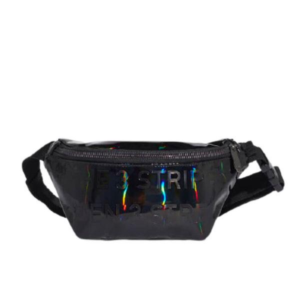 Лакированная сумка на поясе Adidas 0,75л. GD1661