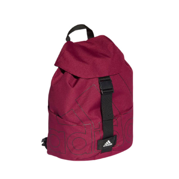 Стильный женский рюкзак Adidas с клапаном 15л. GE4332