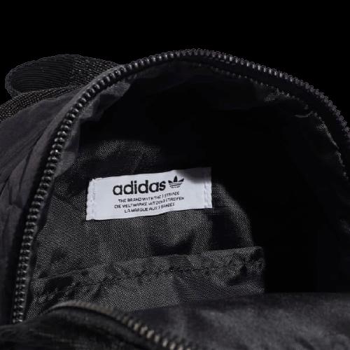 Городской черный мини рюкзак Adidas Mini 3,5л. GE4780