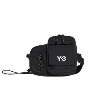 Adidas Y-3 CH3 черная поясная сумка GK2109