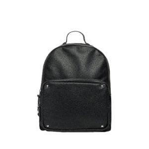 Черный женский рюкзак Stradivarius IX001XW00AN6
